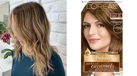 Choose The Best Caramel Hair Color