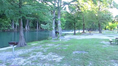 river road camp guadalupe river  braunfels tx youtube