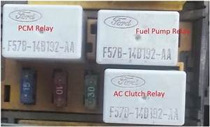 2000 Ford Taurus Fuel Pump Wiring Diagram