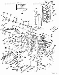 Evinrude Outboard Parts By Year 1997 Oem Parts Diagram For