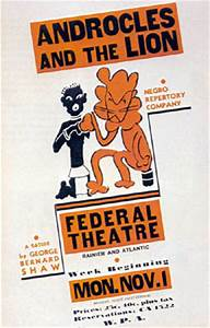 Federal Theatre Project - HistoryLink.org