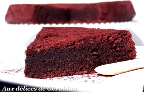 aux d 233 lices de g 233 raldine g 226 teau fondant au chocolat amande et huile d olive