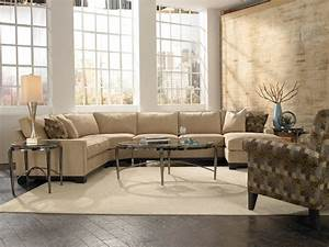 Look how the gorgeous rubato chaise sectional can easily for Ideas to separate a sectional sofa