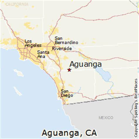 places    aguanga california