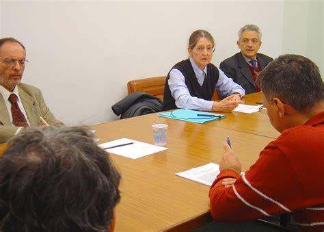A partir da esquerda, Hernan Chaimovitch, Anne Fagot ...