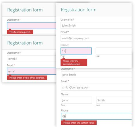 validating forms with javascript