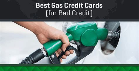 """Aug 18, 2021 · there are credit cards designed for those whose credit is fair, poor, and even very poor or bad. 12 Best """"Gas"""" Cards (for Bad Credit) — 2021"""