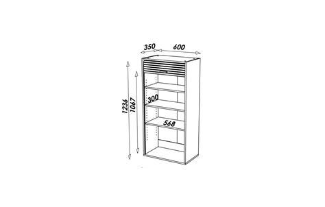 meuble avec rideau coulissant pour cuisine rangement de cuisine aluminium avec rideau déroulant
