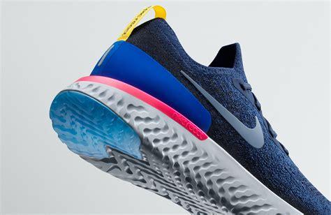 Meet The Nike Epic React Flyknit