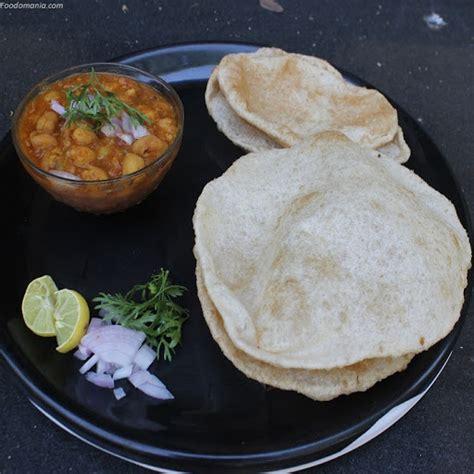 छोले भटूरे) is a food dish originating from northern india. Chole Bhature Recipe   punjabi chole bhatura - step by step