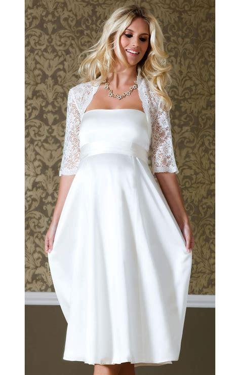 ella maternity wedding gown short maternity wedding dresses evening wear  party clothes