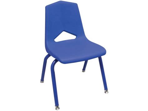 marco stackable poly classroom chair 10 quot h preschool chairs 812 | MCC 1010