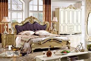 Classical italian bedroom set with good quality in bedroom for Classical italian bedroom set