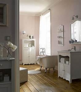 Baignoire Avec Pied : ambiance r tro avec cette baignoire en acrylique blanc et ~ Edinachiropracticcenter.com Idées de Décoration