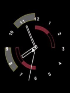 Animated Clock Wallpapers For Mobile - clock animated free cell phone wallpapers