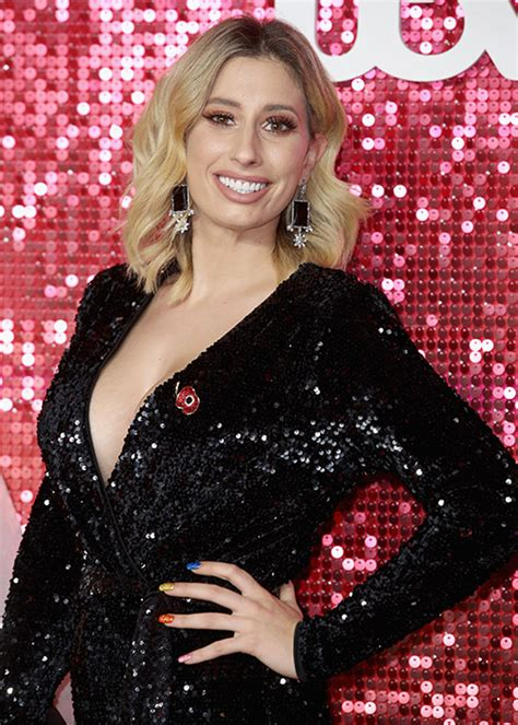 I think i've found my app. Stacey Solomon Hits Back At Person Who Told Her To Get Botox
