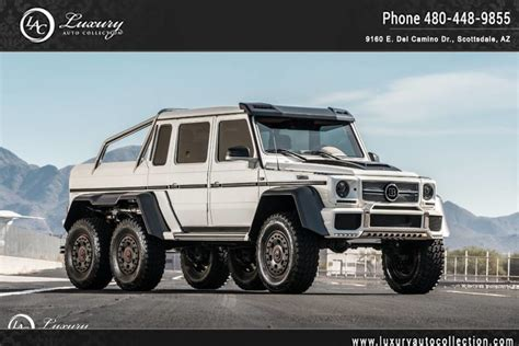 Advanced luxury, unwavering confidence, and extensive individualization let you create a g that's at ease in any corner. Mercedes G 63 AMG 6x6 Brabus zm brutalem Preis! - santaclara.se