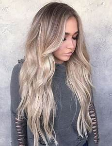 Long Hair Trends 2018