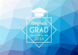Abstract Graduation Vector Background - Download Free ...