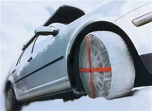 Chaussette A Neige : cha nes neige chaussettes neige pneus neige que choisir ~ Teatrodelosmanantiales.com Idées de Décoration