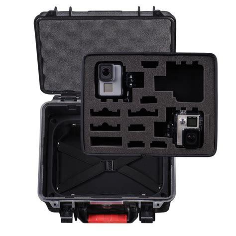 smatree large waterproof carry case gopro hero