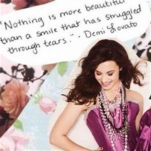 Demi Lovato Quotes About Beauty. QuotesGram