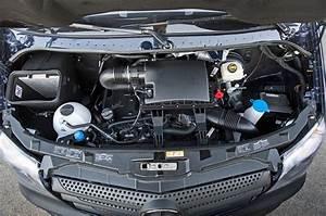 Mercedes Sprinter 3 0 V6 Diesel Engine Review