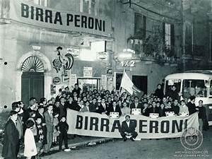 Birra Peroni in Puglia anni Sessanta