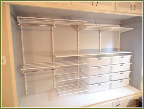 Stunning Wire Closet Shelf Lowes Wire
