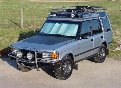 Land Rover Discovery Modification by Speedminded 1996 Land Rover Discovery Specs Photos