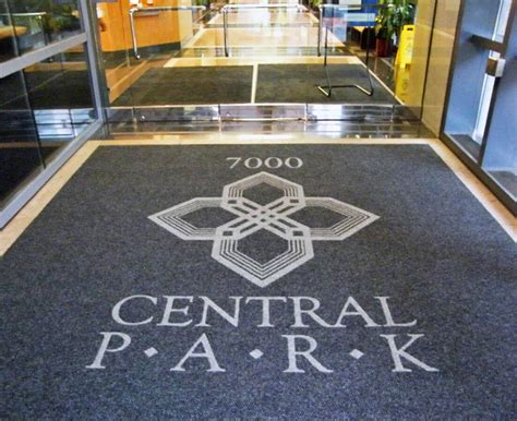 custom entry mats how to lower maintenance costs with a customized door mat