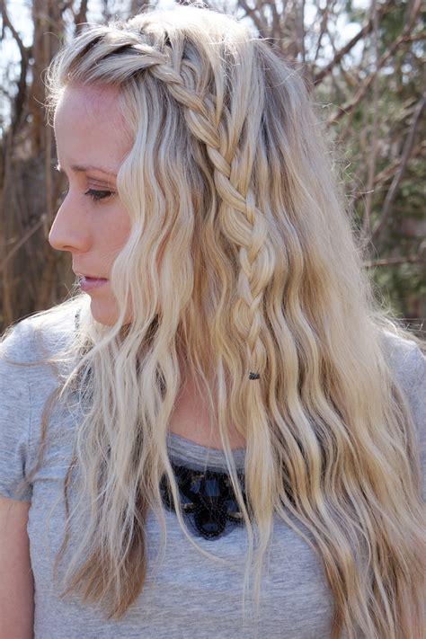 unique lace braid twist  pretty