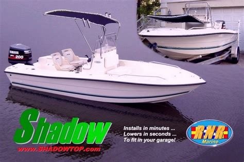 Folding T Top For Center Console Boats by Key West 174 Boats T Folding T Tops Boat Shade