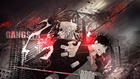 Gangsta Anime Wallpaper Hd - 19 gangsta hd wallpapers hintergr 252 nde wallpaper abyss