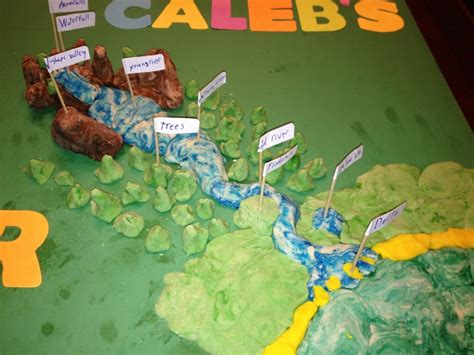 Rivers homework ks2
