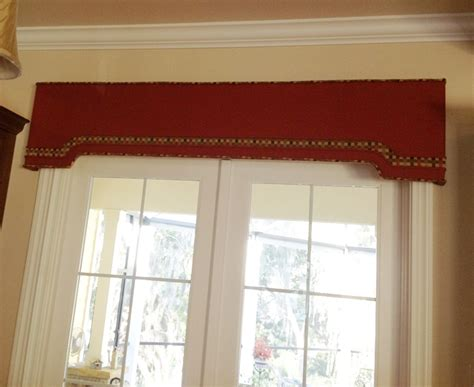 cornice board window treatment ideas custom cornice