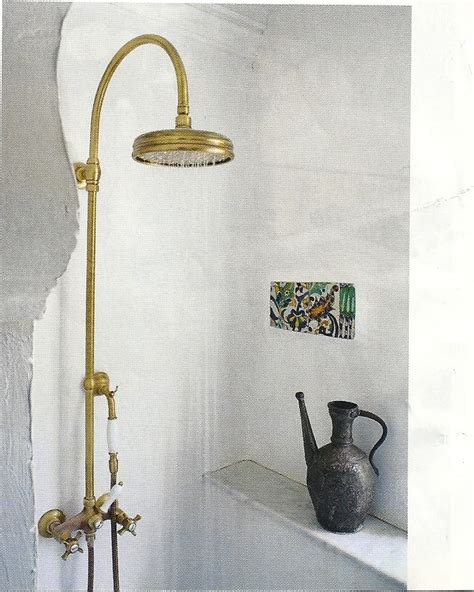 Barber Wilson Unlacquered Brass Faucet by 1000 Images About Bathrooms On Tile