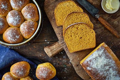 pumpkin yeast bread recipe king arthur flour