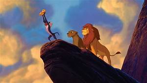 The Lion King Baby Simba On Pride Rock www pixshark com Images Galleries With A Bite!