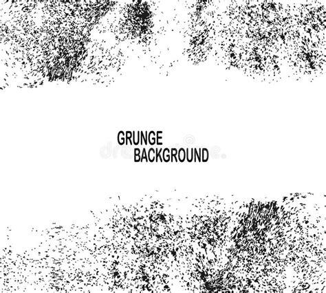Grunge Black And White Urban Vector Texture Template Dark