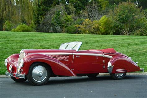 Delahaye 135 For Sale by 1947 Delahaye 135ms For Sale 2126705 Hemmings Motor News