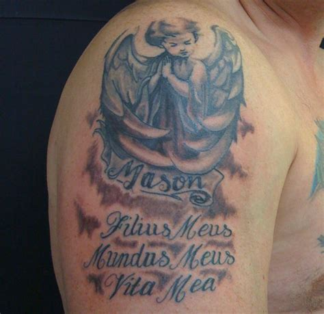 cool angel tattoo designs  women  sheclickcom