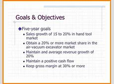 9+ business plan objectives Introduction Letter