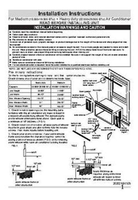 frigidaire 18 500 btu window wall slide out air conditioner pcrichard ffre1833q2