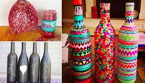 Customiser Une Bouteille De Vin : 6 tutos pour red corer vos bouteilles et verres vin ~ Zukunftsfamilie.com Idées de Décoration