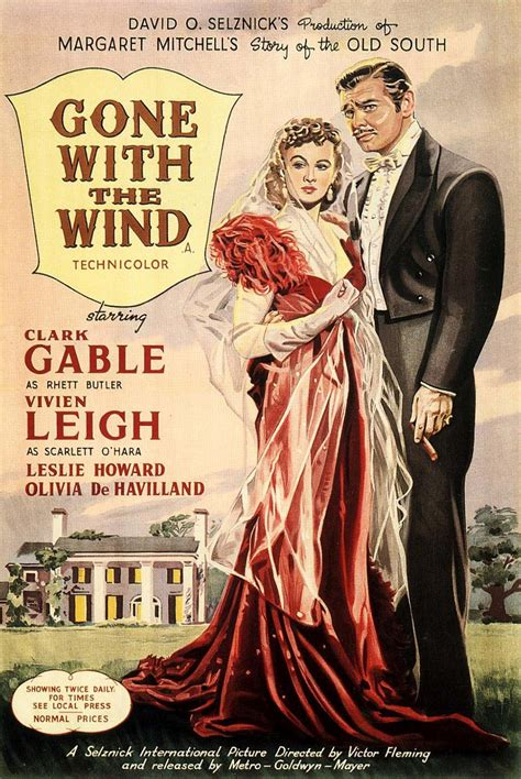 Best Movie Classics Ever Made: Gone with the wind 1939