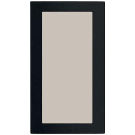 porte vitree cuisine cuisine etna facade 1 porte vitree 40x70 achat vente