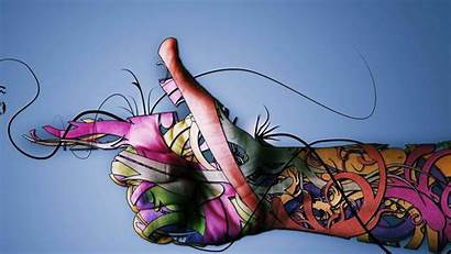 Tattoo Wallpapers Colorful Background Wallpapertag Creative Digital