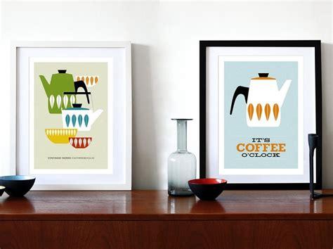 poster cuisine moderne joli place magazine déco en ligne idées diy