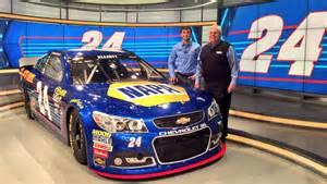 2016 NASCAR Chase Elliott Paint Scheme